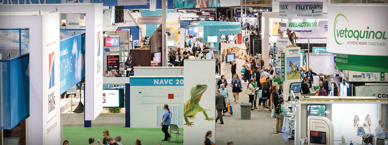 NAVC just completed its 2017 Conference—the last one with that name—in its new home, the Orange County Convention Center (OCCC). Of all the NAVC Conferences I have attended, this one was the most amazing.