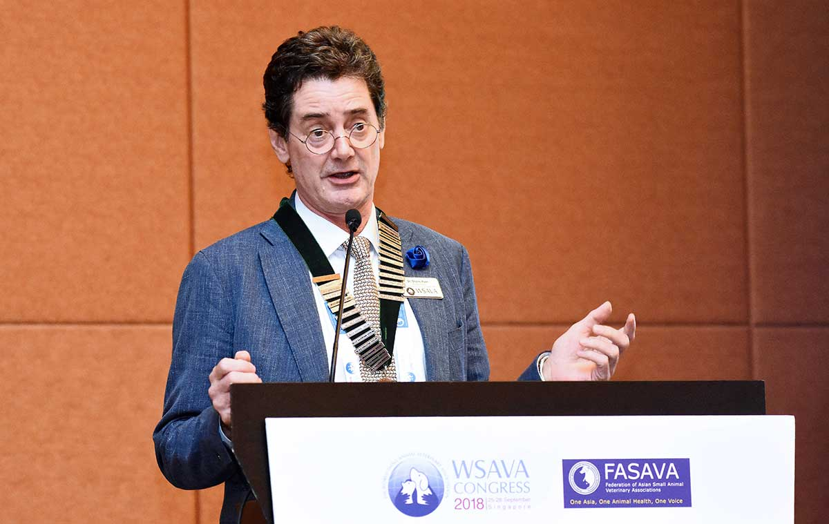 WSAVA Issues Companion Animal Welfare Guidelines