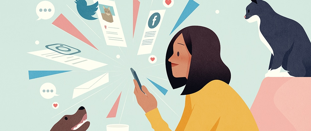 Instant Connection: Tapping Into the Power of Social Media